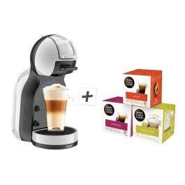 Machine à café Krups Mini Me YY4567FD + 3 boîtes Dolce Gusto