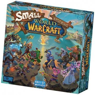 Jeu de société Small World of Warcraft (play-in.com)