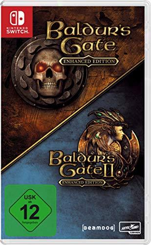 Baldur's Gate + Baldur's Gate II - Éditions Enhanced sur Switch