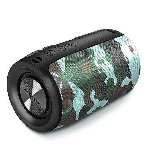 Enceinte Bluetooth Zealot - différents coloris / motifs (vendeur tiers)
