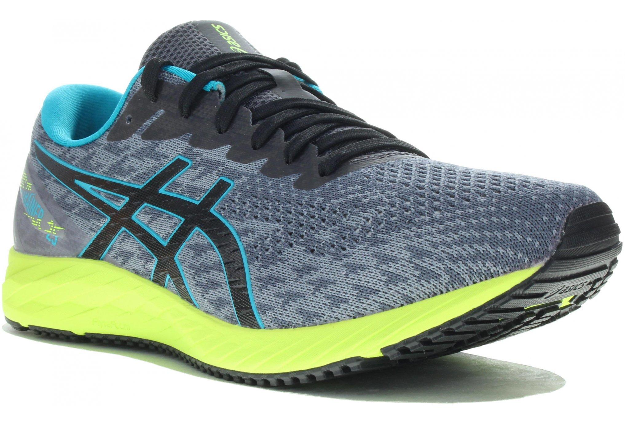 Chaussures de running Asics Gel-DS Trainer 25 M - gris/vert (du 46 au 49)