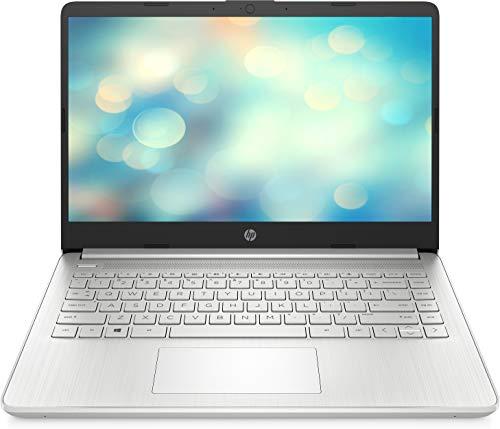 "PC Portable 14"" HP 14s-dq2005ns - i7-1165G7, Intel Iris Xe, RAM 8 Go, SSD NVMe 512 Go, FreeDOS, QWERTY espagnol"
