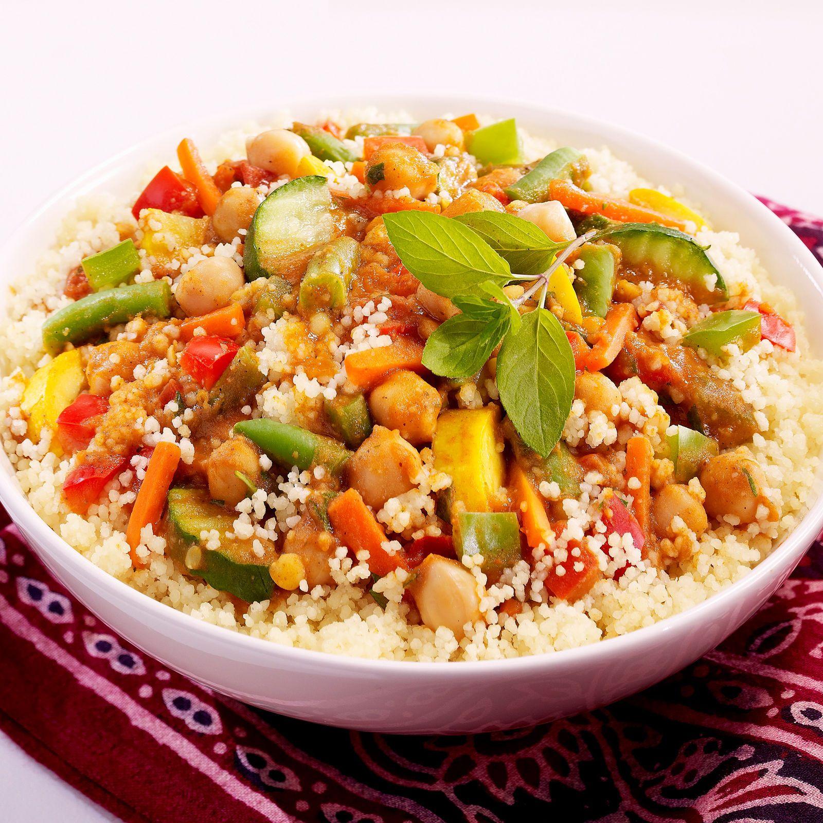 [Étudiants] Menu Couscous de légumes offert de 16h à 19h - Des saveurs et des ailes Villeurbanne (69)