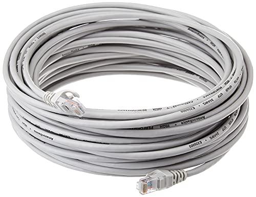 Câble Ethernet RJ45 Amazon Basics (CAT 5) - 15,2m