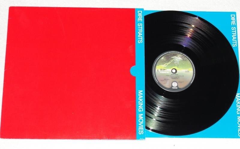 Vinyle Dire Straits : Making Movie