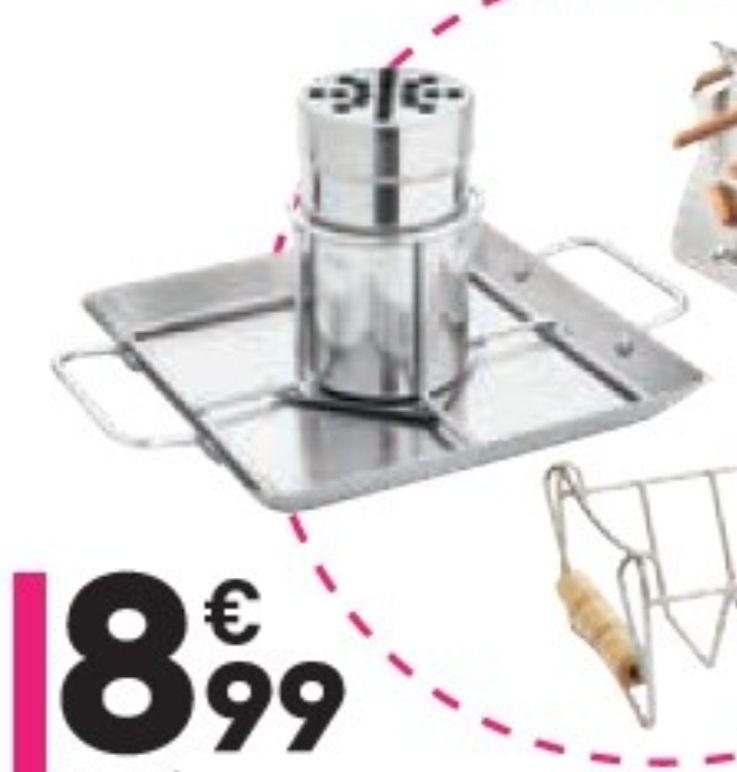 Rôtissoire verticale à Poulet pour barbecue