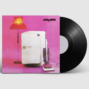 Vinyle The Cure : Three Imaginary Boys