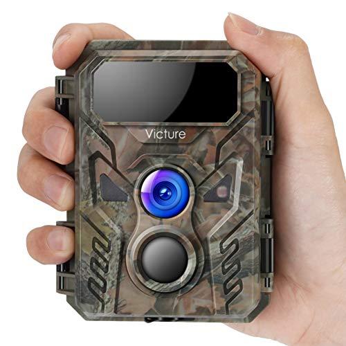 Camera extérieure à détection de mouvements Victure Mini Wildlife - 1080p, Vision nocturne (Vendeur tiers)