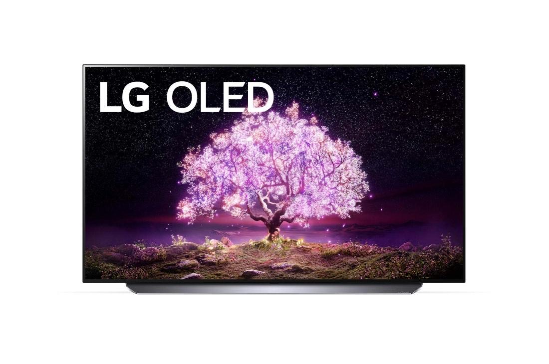"TV OLED 65"" LG OLED65C15LA - HDR10, Dolby Vision IQ, Dolby Atmos, Smart TV"