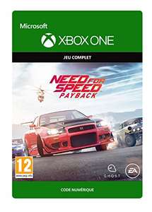 Need for Speed: Payback sur Xbox One (Dématérialisé)