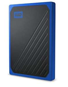 "SSD Portable 2.5"" WD My Passport Go - 1 To"