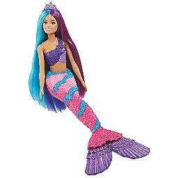 50% de réduction sur une sélection de jouets - Ex: Poupée Barbie Sirène ou Princesse Dreamtopia