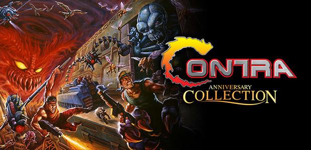 Contra Anniversary Collection sur PC (Dématérialisé - Steam)