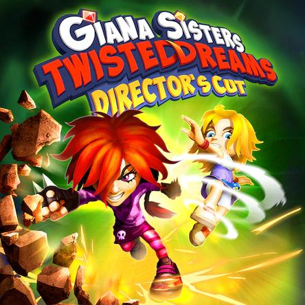 Giana Sisters: Twisted Dreams – Édition Director's Cut sur Xbox One et Series S/X (dématérialisé)