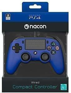 Manette Filaire Nacon pour PS4 - Coloris Bleu