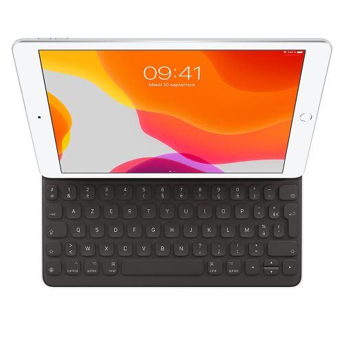 """Clavier Apple Smart Keyboard pour tablette tactile iPad Pro 10.5"""" (3ème gén.) / iPad Air (3ème gén.) / iPad (7 & 8ème gén.) - Noir"""