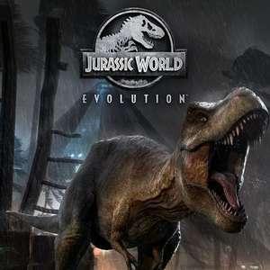 Jurassic World Evolution sur PS4 (Dématérialisé)