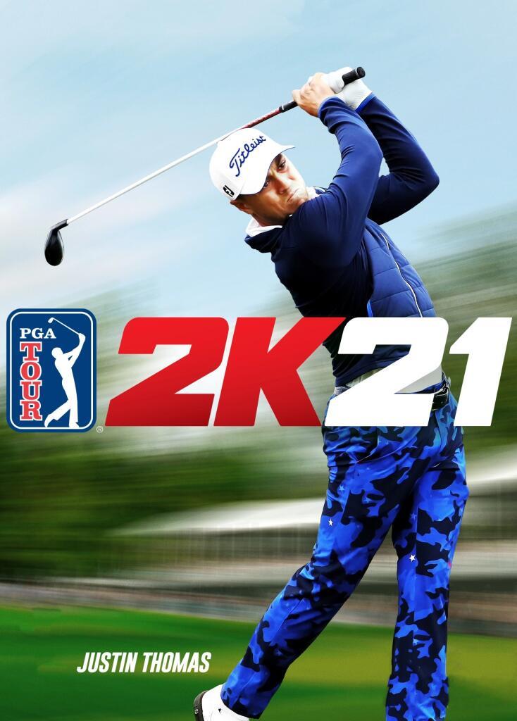 PGA Tour 2K21 sur PS4