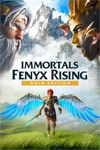 [Gold] Sélection de jeux Xbox en promotion - Ex: Immortals Fenyx Rising - Gold Edition (Dématérialisé - Store BR)