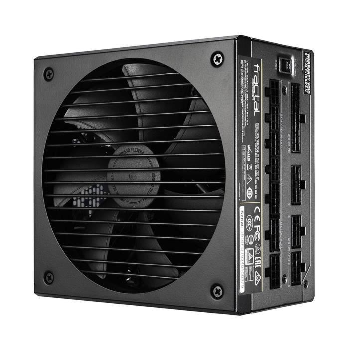 Alimentation PC modulaire Fractal Design ION+ 760 - 760W, 80+ Platinium
