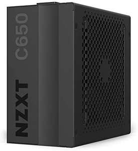Alimentation PC modulaire NZXT C650 - 80+ Gold, 650W