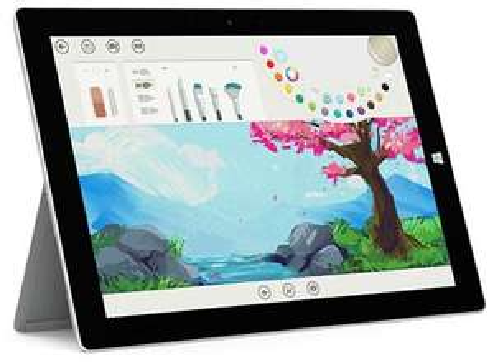"Tablette 12.3"" Microsoft Surface Pro 3 -  i5-4300U, RAM 4 Go, SSD 128 Go"