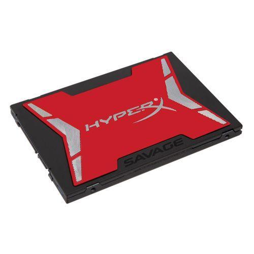 """SSD 2.5"""" Kingston HyperX Savage (Mémoire MLC) - 240 Go"""