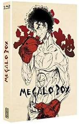 Coffret Blu-ray Megalo Box - l'Intégrale (Vendeur tiers)