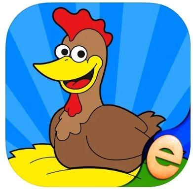 Sélection d'applications gratuites sur iOS - Ex: Jeux de ferme Puzzles d'animaux pour enfants et pour tout petits