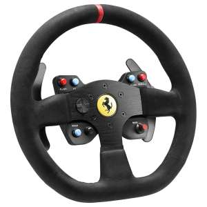 Volant Gaming Thrustmaster Ferrari 599XX EVO 30 Alcantara Wheel Add-On (rseat.fr)