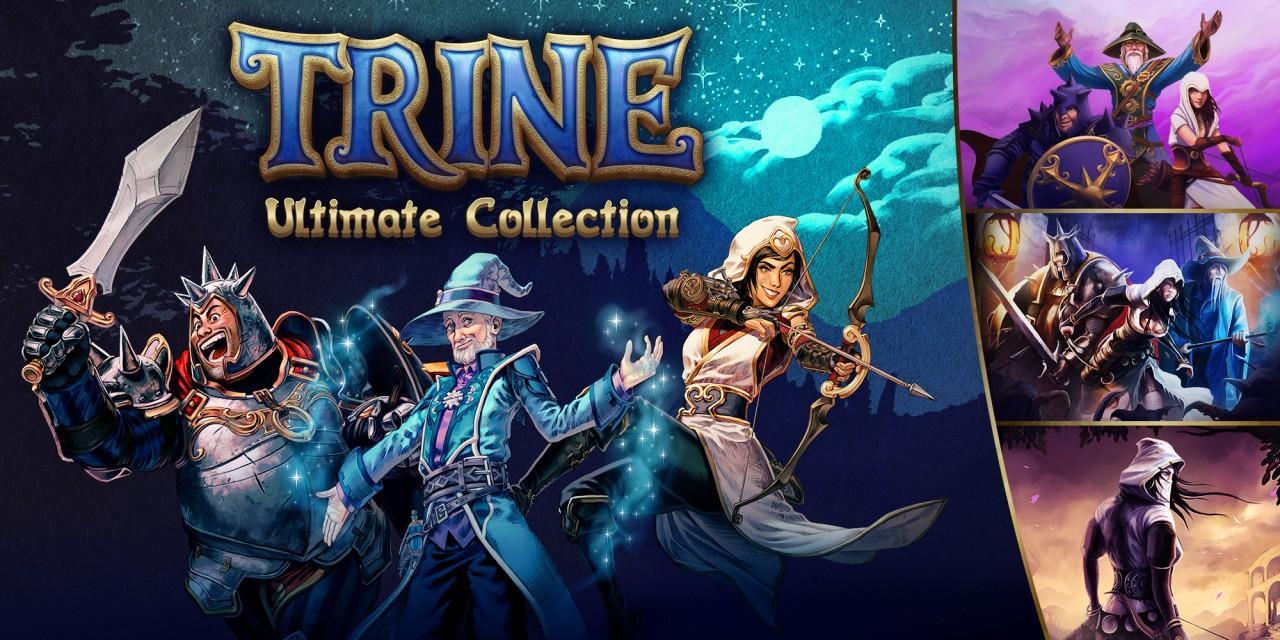 Trine: Ultimate Collection sur Nintendo Switch (Dématérialisé)