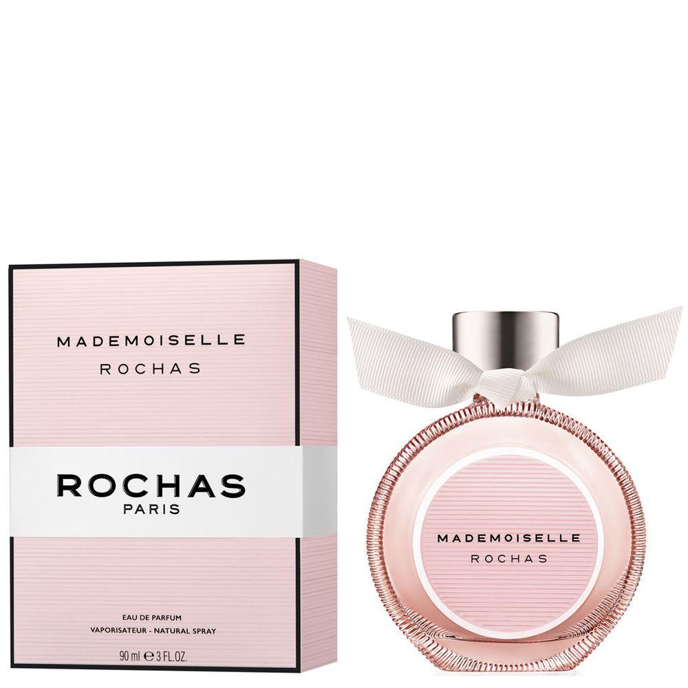Eau de Parfum Mademoiselle Rochas - 90 ml