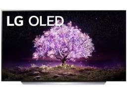 """TV OLED 48"""" LG OLED48C1 - 10 Bits / 100 Hz, Dolby Vision IQ, HDR10, Airplay 2, Smart TV"""