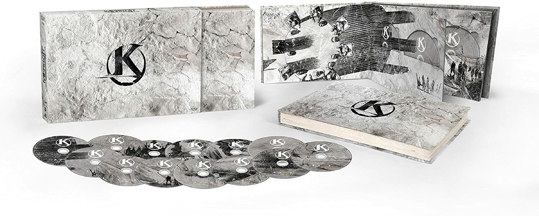 Coffret Blu-Ray Kaamelott : L'intégrale des Six livres