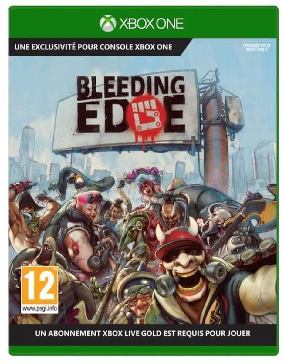 Bleeding Edge sur Xbox One