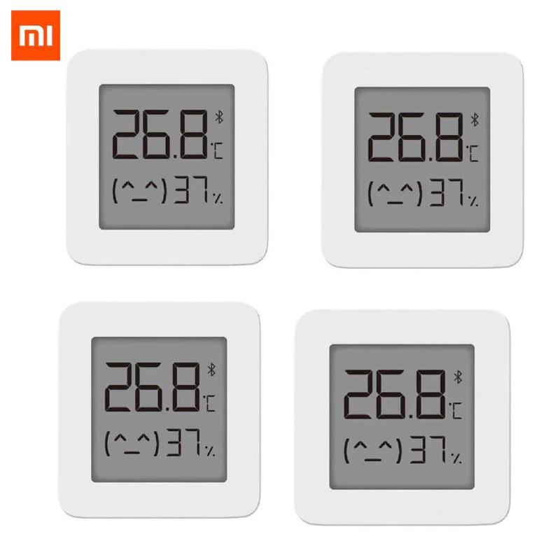 Lot de 4 capteurs de température Xiaomi MiJia