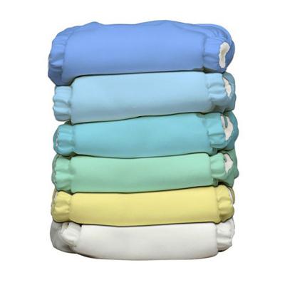 Lots de 6 couches lavables Charlie Banana - T.U 3-16 Kg