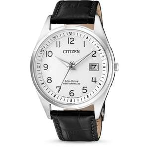 Montre Radio Pilotée Citizen Eco-Drive AS2050-10A - Verre Saphir - 39mm