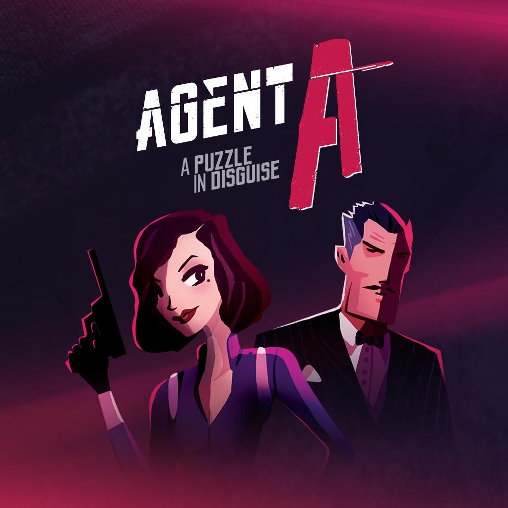 Agent A: A puzzle in disguise sur PC (Dématérialisé - DRM-Free)