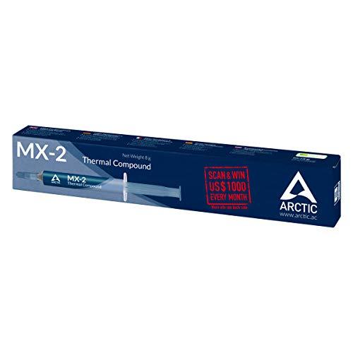 Pâte thermique Artic MX-2 - 8g