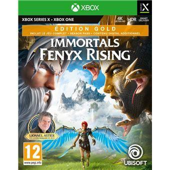 Immortals Fenyx Rising Edition Gold sur Xbox One ou PS4 (avec Mise à niveau Series et PS5)