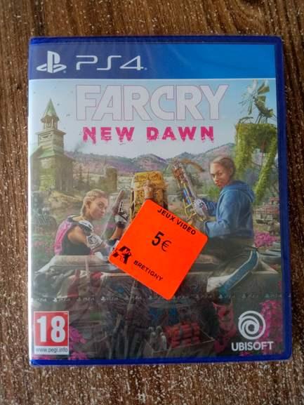 Jeu Farcry New Dawn sur PS4 - Brétigny-sur-Orge (91)