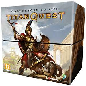 Titan Quest edition collector sur Xbox One