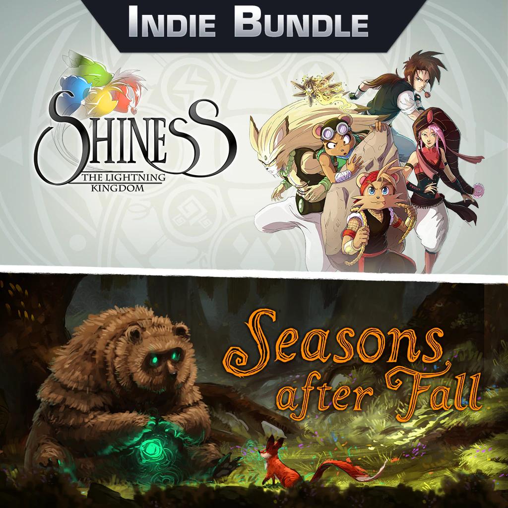 [Membres Gold] Bundle Seasons after Fall + Shiness sur Xbox One & Series S/X (dématérialisé)