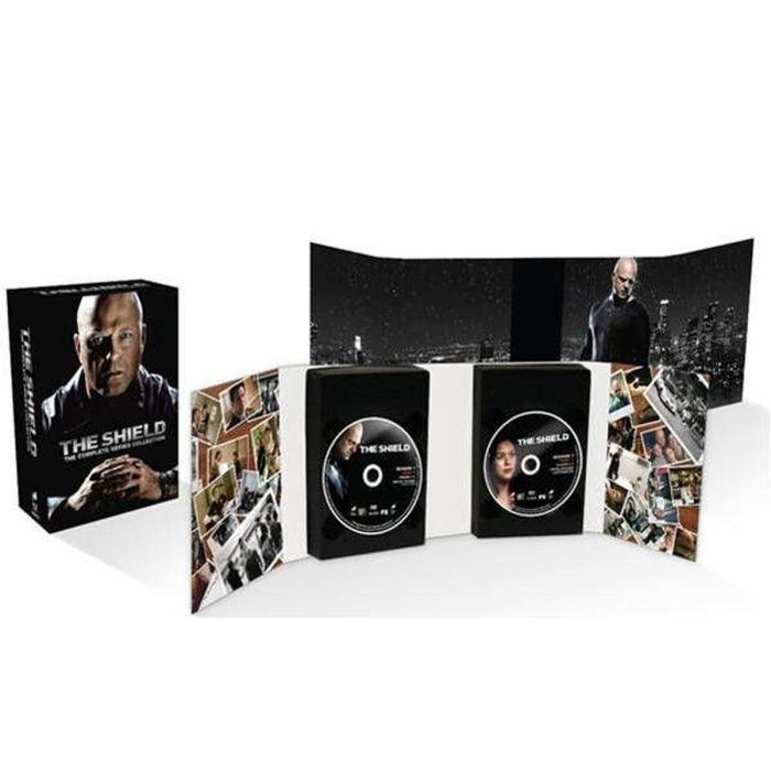 Coffret DVD : L'intégrale de The Shield