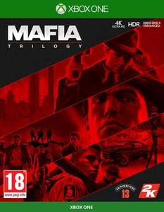 Mafia Trilogy sur Xbox One