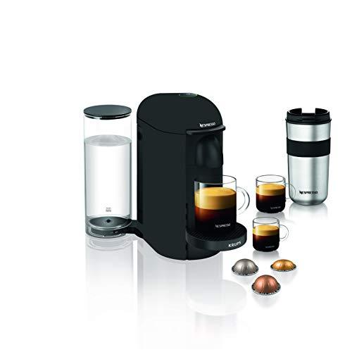 Cafetière à capsules Krups Nespresso Vertuo Plus YY3922FD - différents coloris