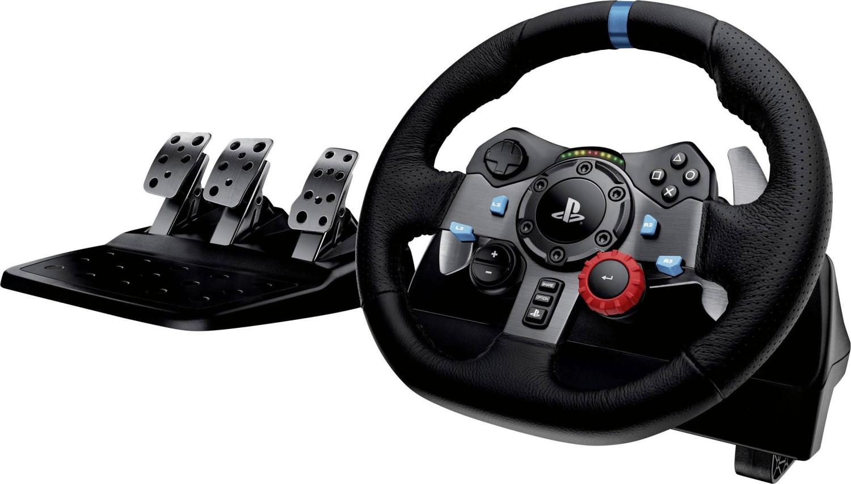 Volant de jeux vidéo Logitech G29 Driving Force