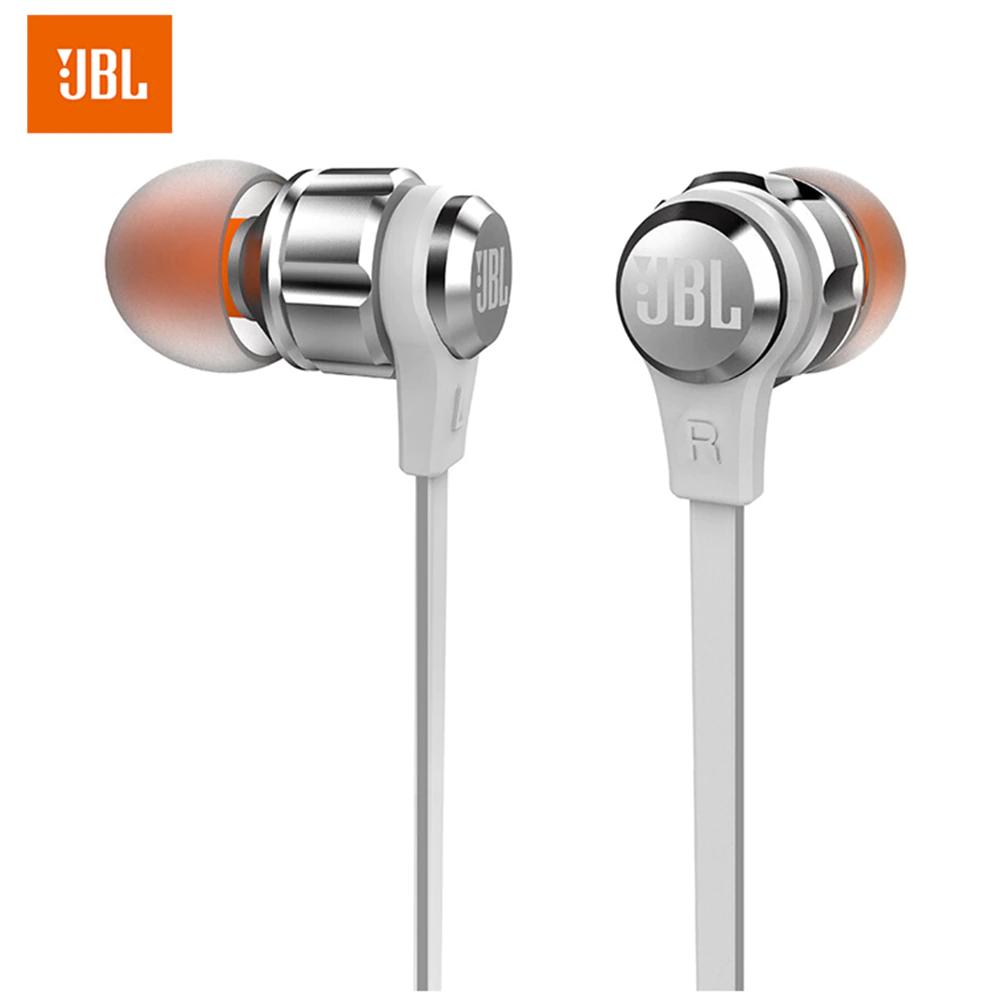 Écouteurs intra-auriculaires JBL T180A - différents coloris