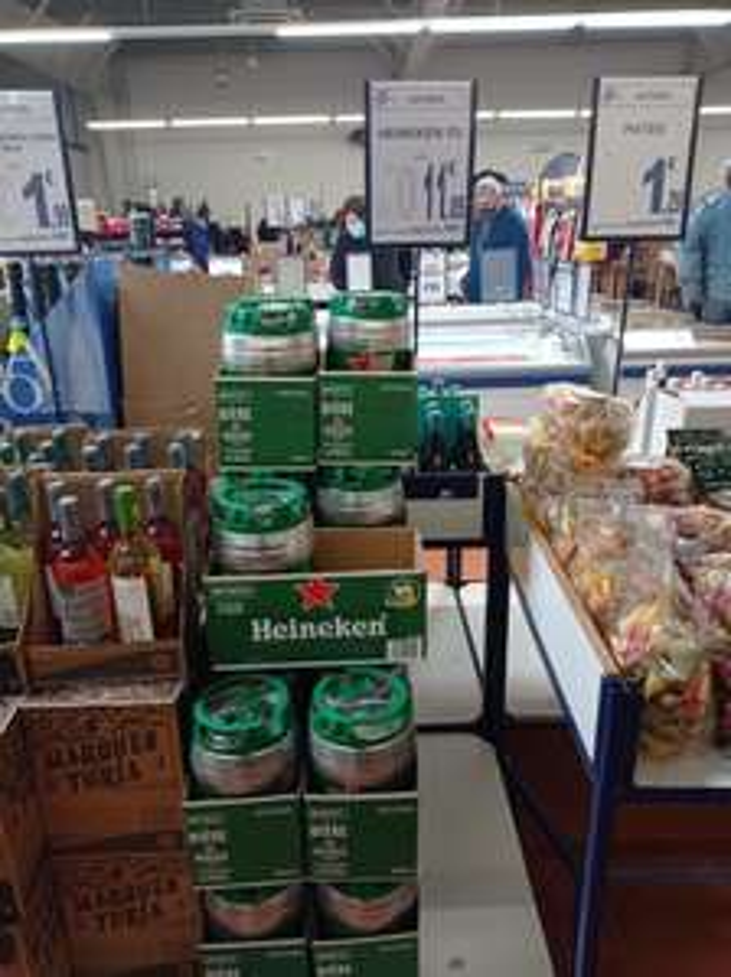 Fut de bière Heineken 5L - Issoudun (36)